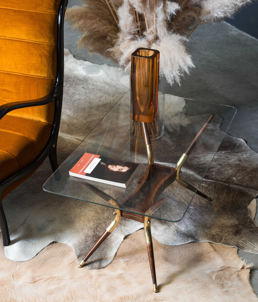 1950s Italian coffee table