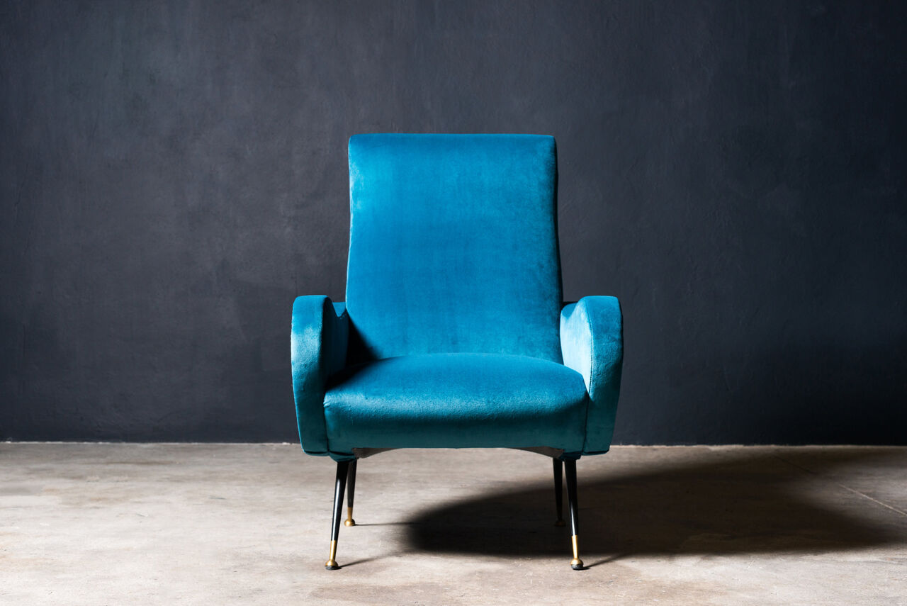 1950s Lady Chair
