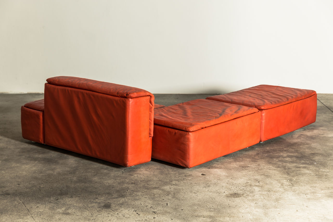 1968 PAIONE Sofa designed by Claudio Salocchi for Sormani