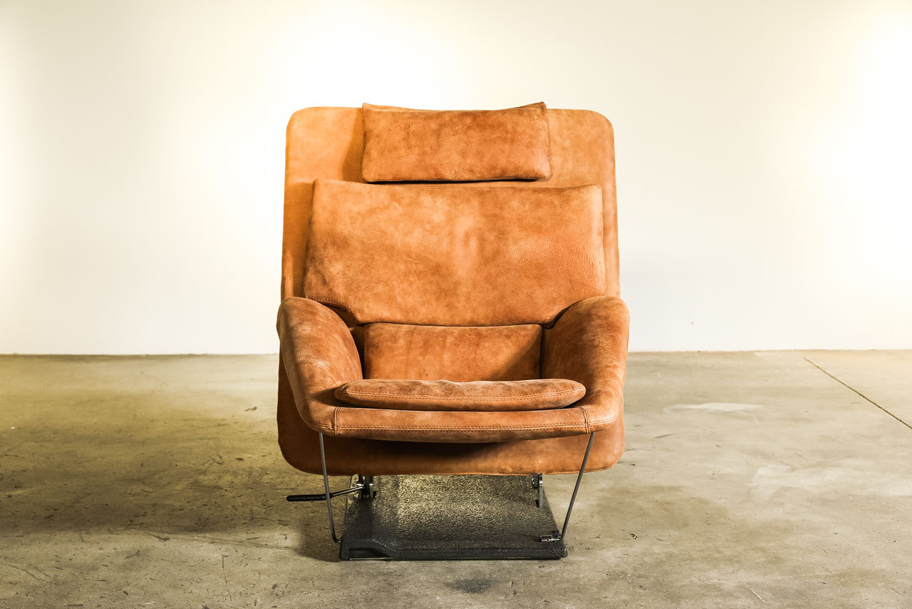 1970 Saporiti Lounge Chair