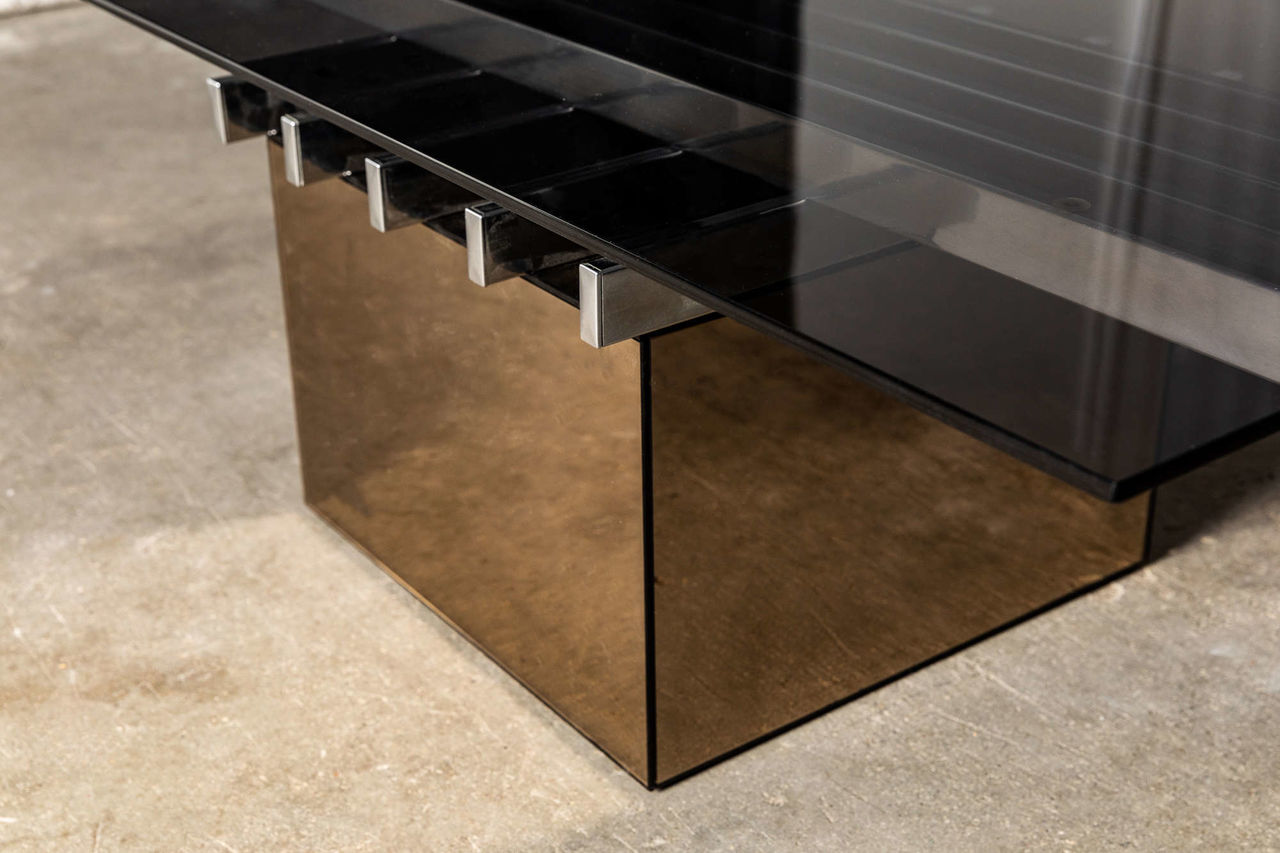 1970s Italian coffee table