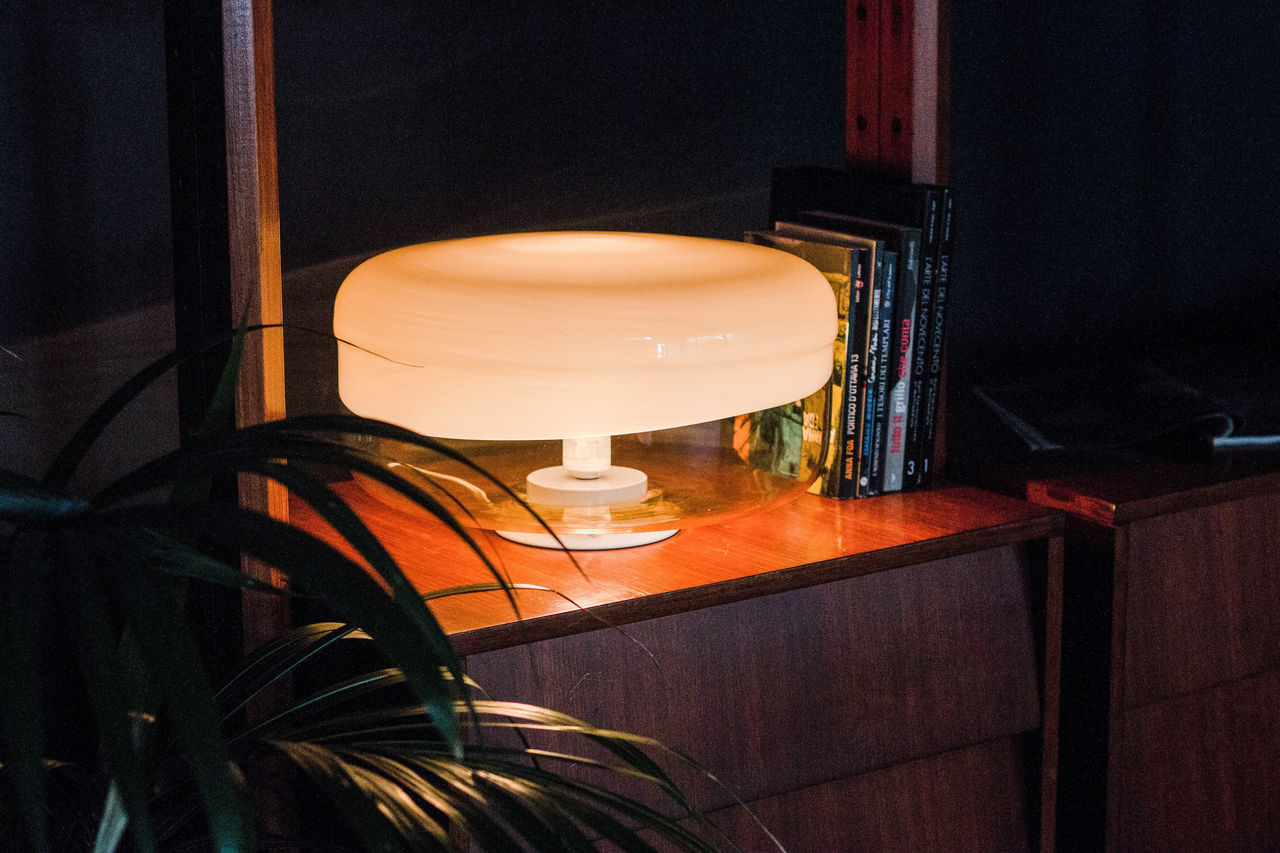 1970s Italian table lamp