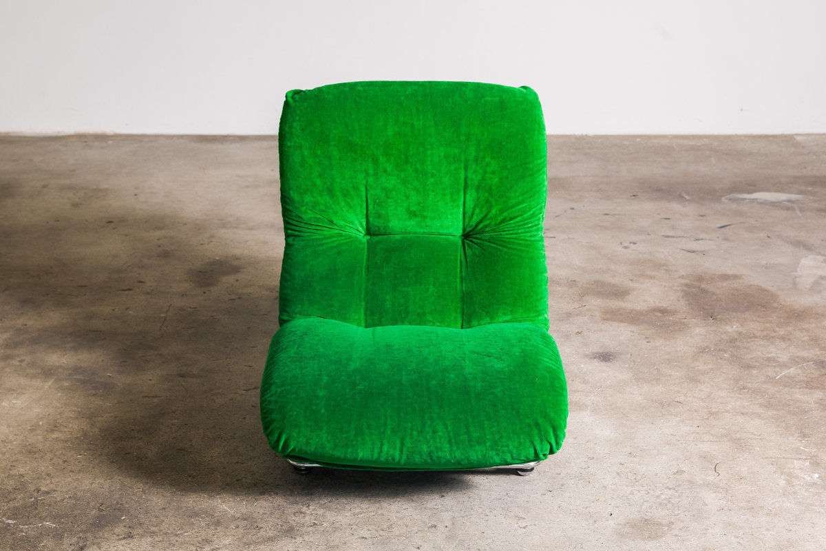 1971 Lounge Chair by Gastone Rinaldi for Rima
