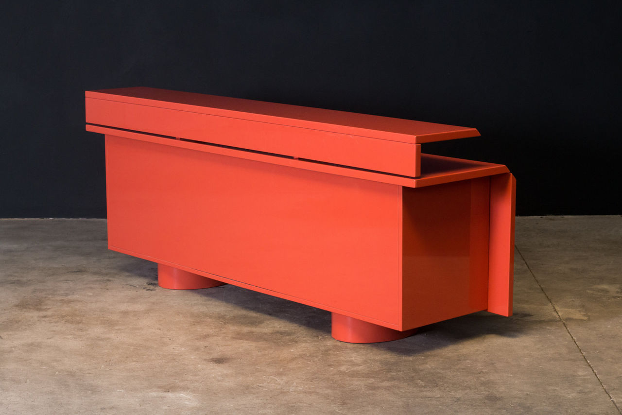 3 door Sideboard by Saporiti