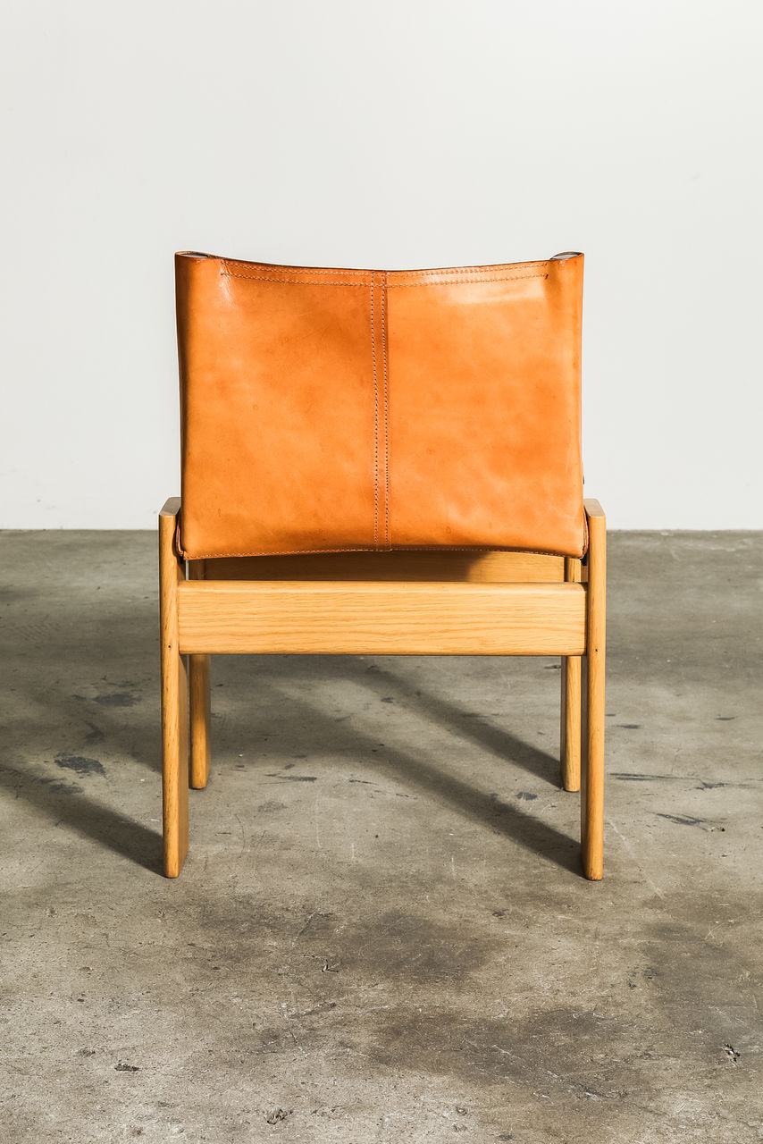 Afra and Tobia Scarpa Monk Chair