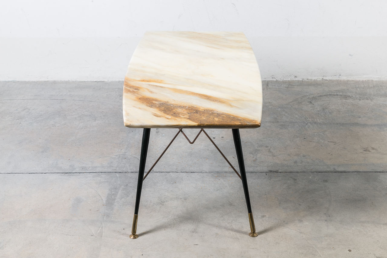 Alabaster Coffee Table