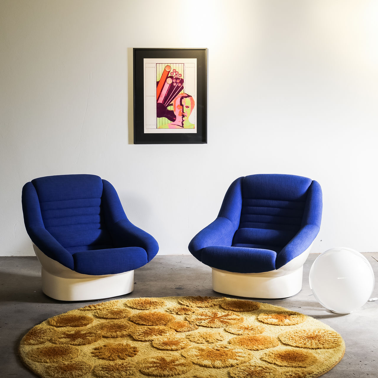 Alda chair by Cesare Casati and Enzo Hybsch