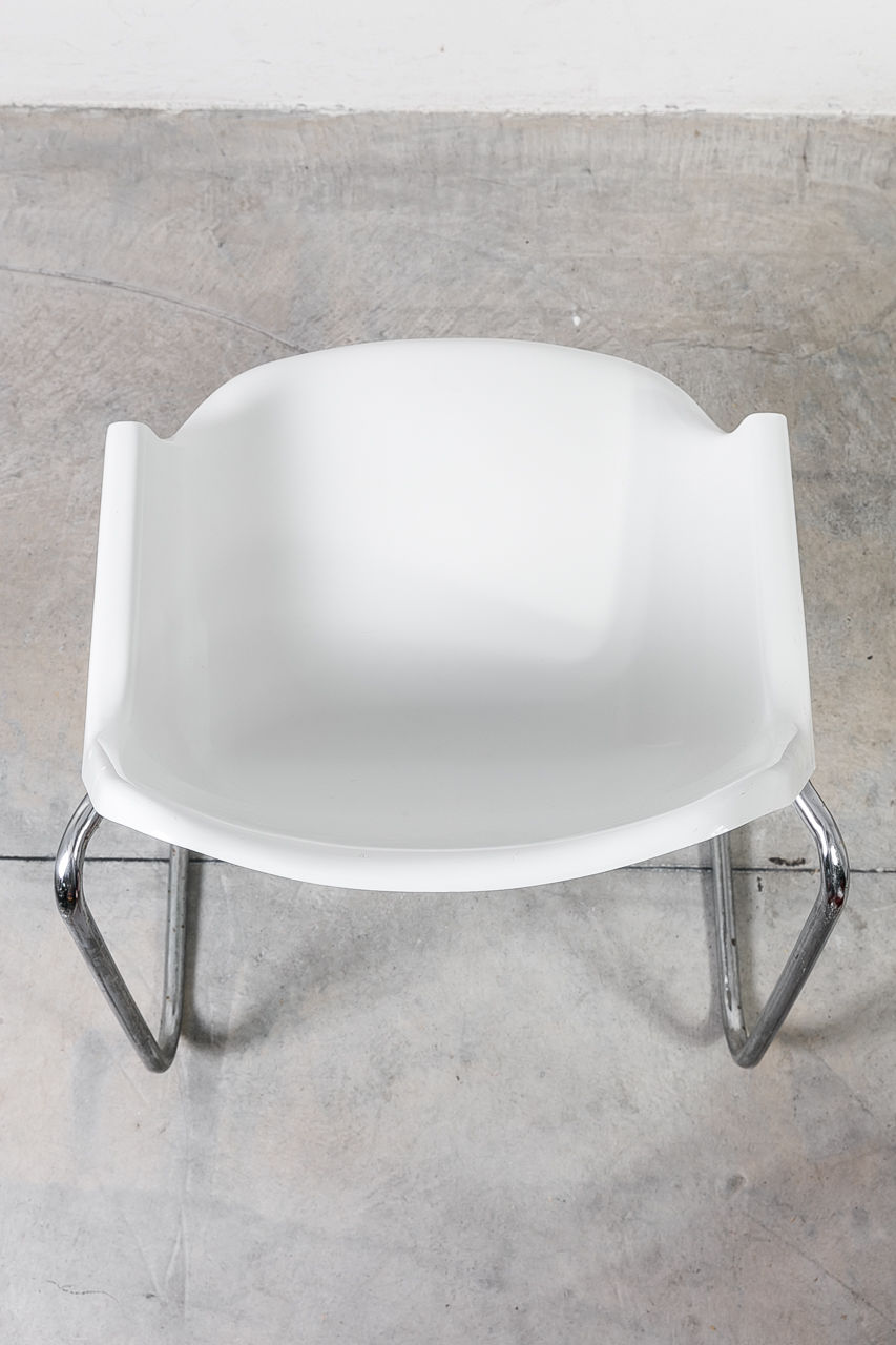 Aldo Barbieri Dany chair for Giuseppe Rossi di Albizzate