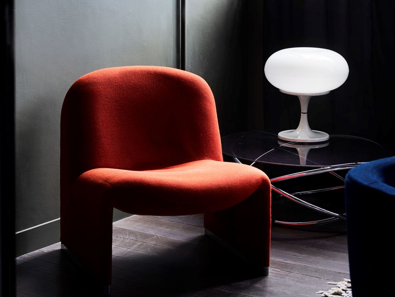 Alky Chair by Giancarlo Piretti for Castelli
