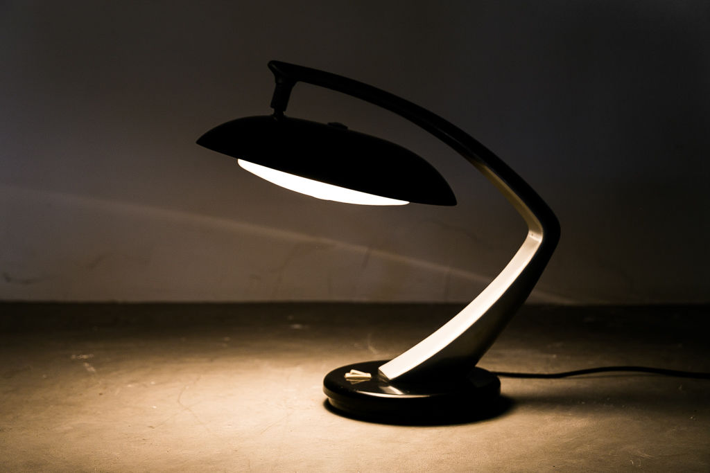 Boomerang Table Lamp By Fase