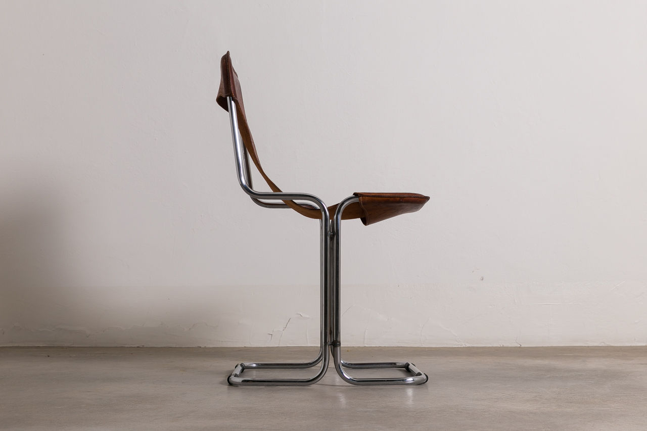 Calla Chair by Antonio Ari Colombo for Arflex