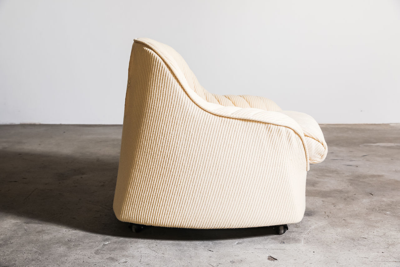 Ciprea armchair by Afra and Tobia Scarpa 1970