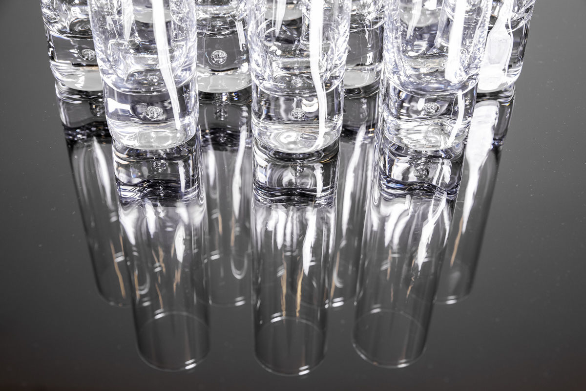 Crystal glass set  Set of 10