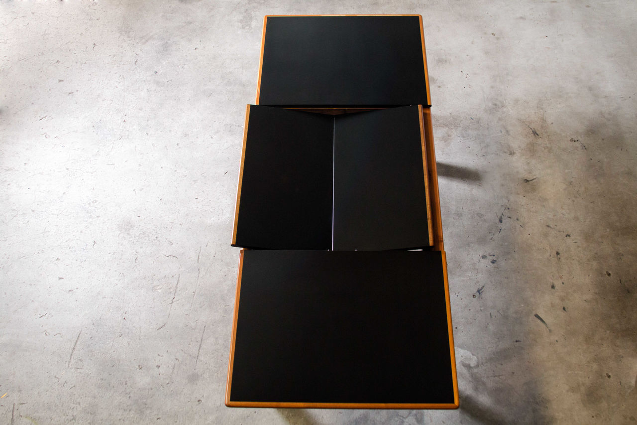 Dining table Afra andamp Tobia Scarpa for Molteni 1970s