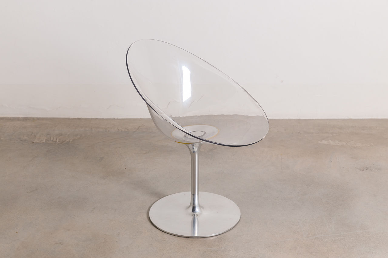 Eros Swivel Chair by Phillip Starck