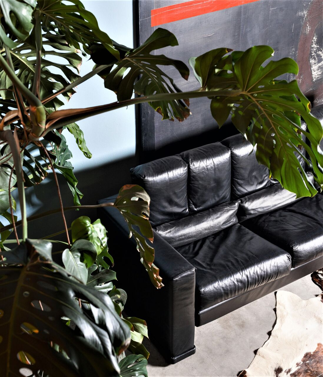 Excelsior Sofa by Mario Bellini for BandB Italy 1985