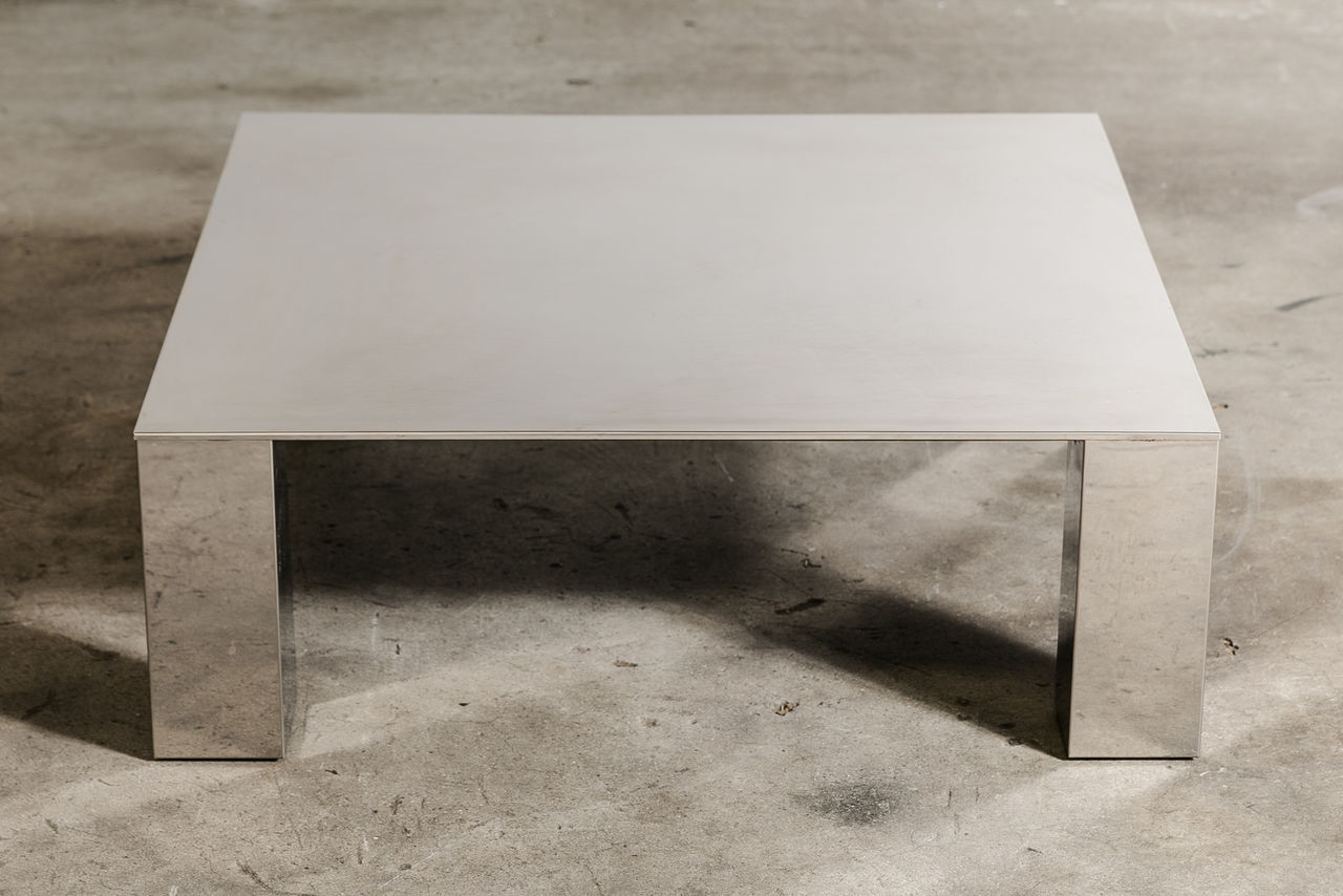 Giovanni Offredi Coffe Table Circa 1970 Italy