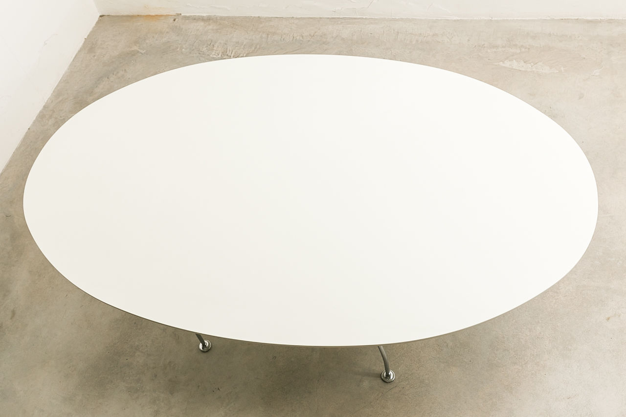 Glossy Table by Glen Oliver Low for Kartell Italy
