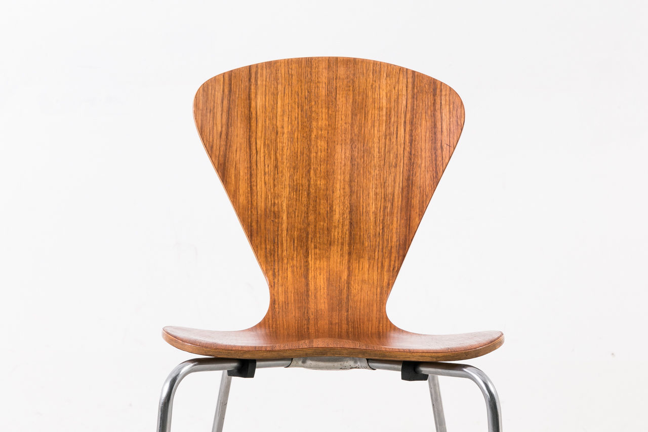 Hourglass Danish Chair