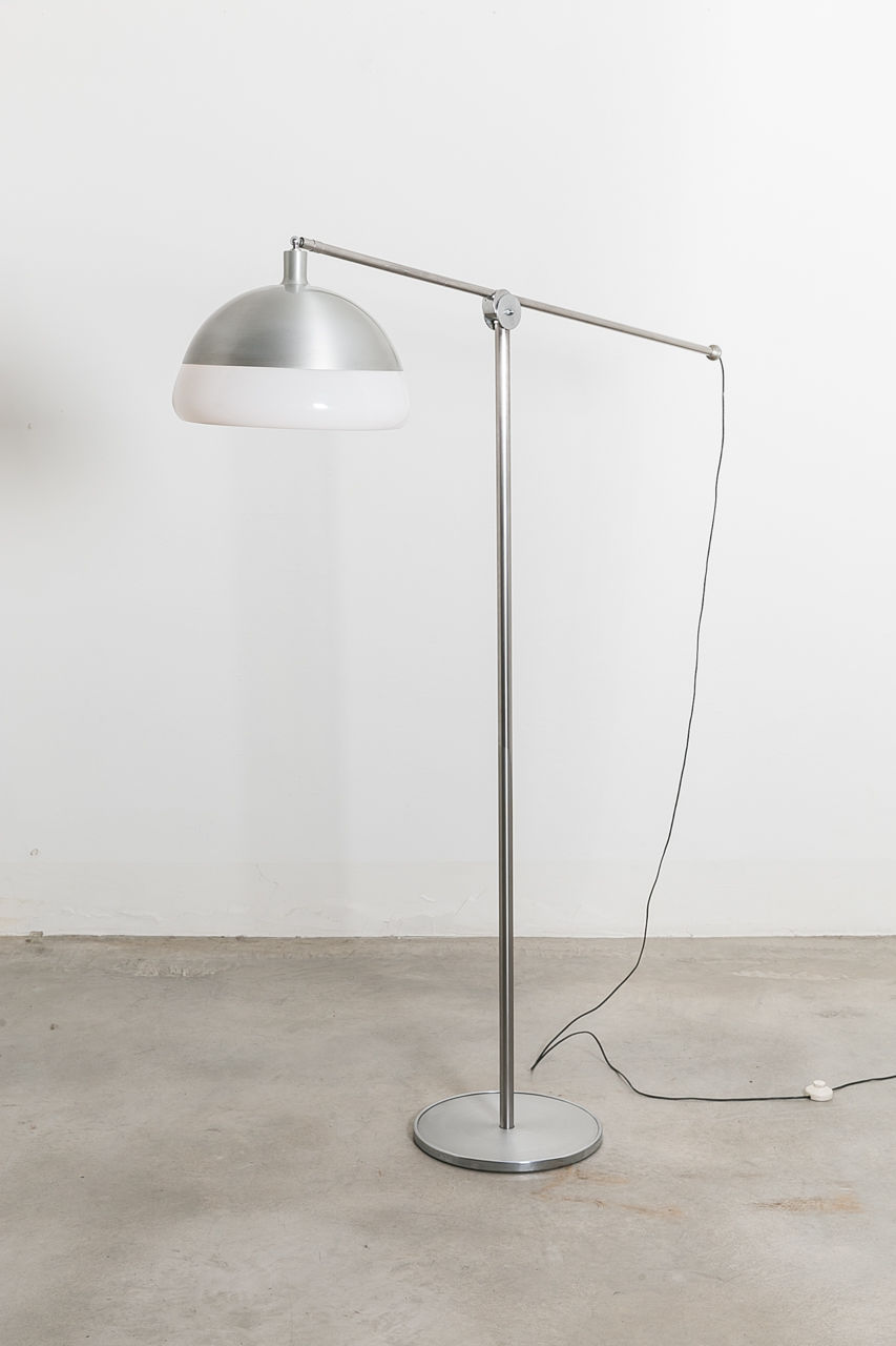 Italian Articulated Floor Lamp Circa 1970