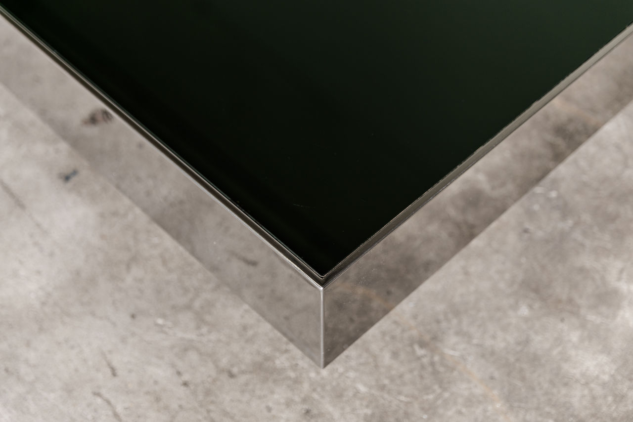 Italian Cocktail table by Willy Rizzo 1970 Italy