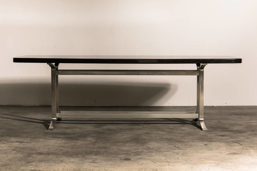 Italian Dining Table by Gianni Moscatelli for Formanova 1960s