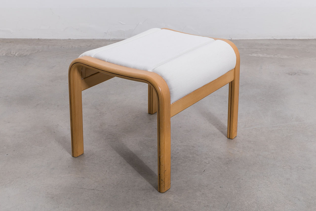 Lamello Chair by Yngve Ekstrom for Swedese Circa 1970