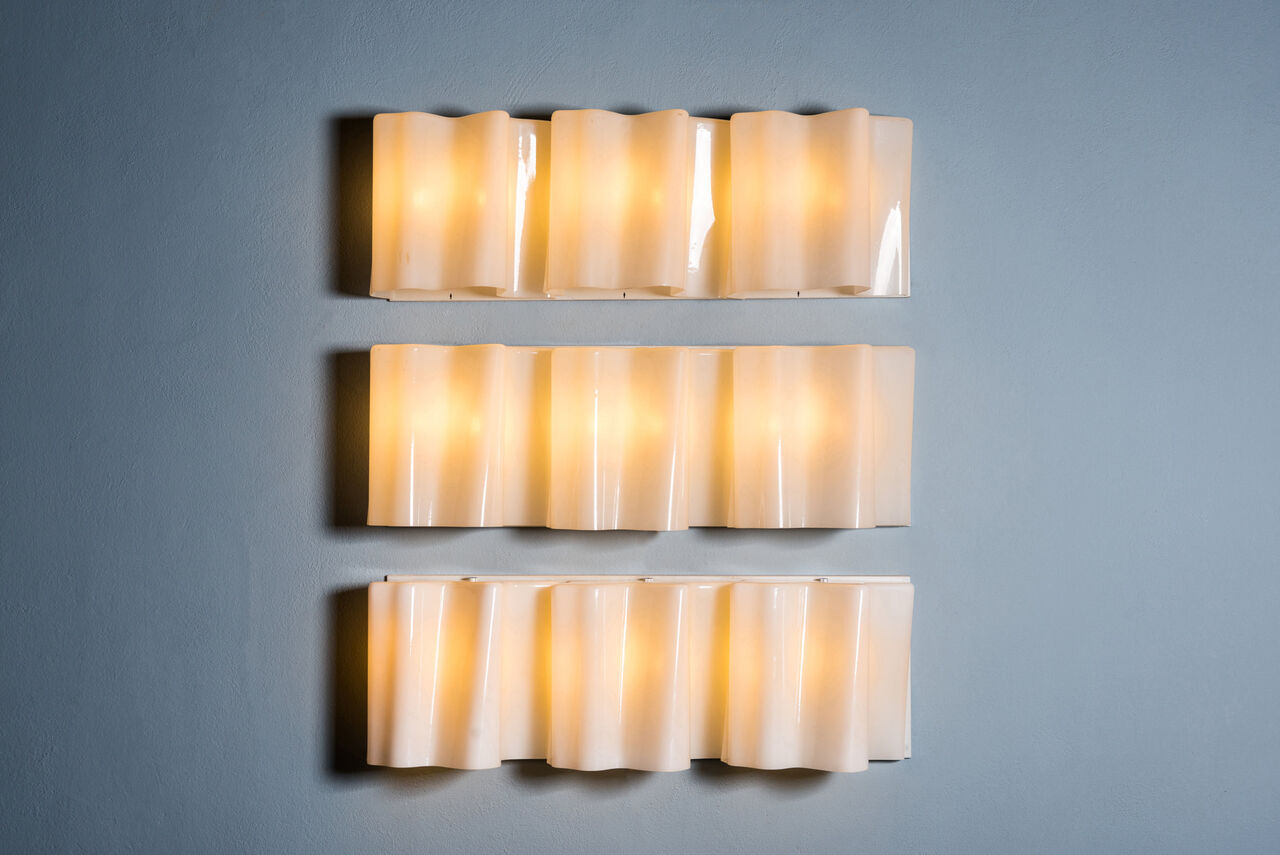 Logico wall Light by Michele De Lucchi and Gerhard Reichert for Artemide
