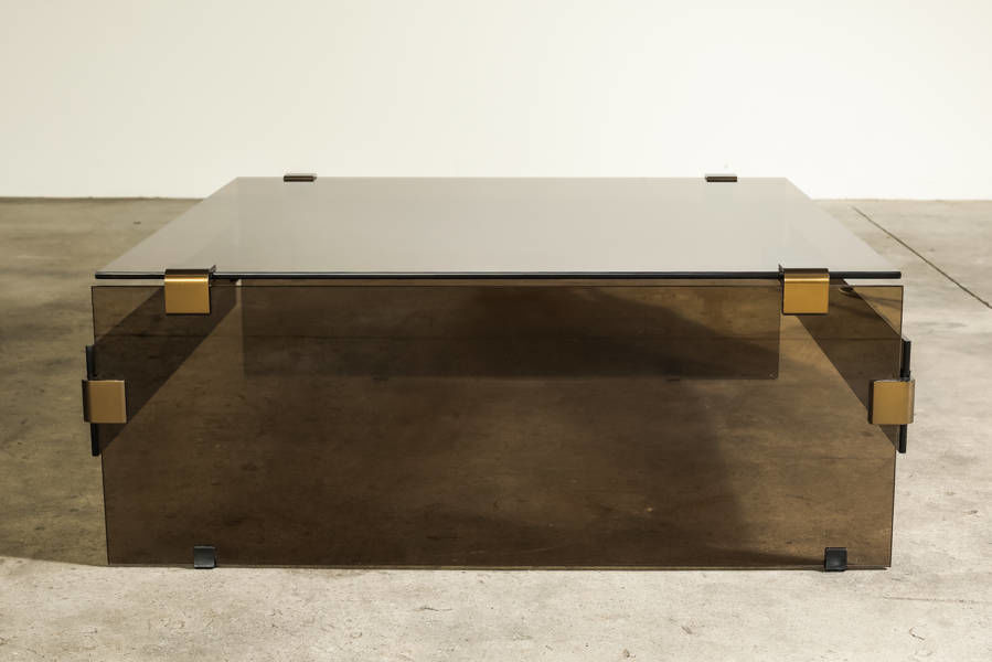 Max Ingrand for Fontana Arte coffee table