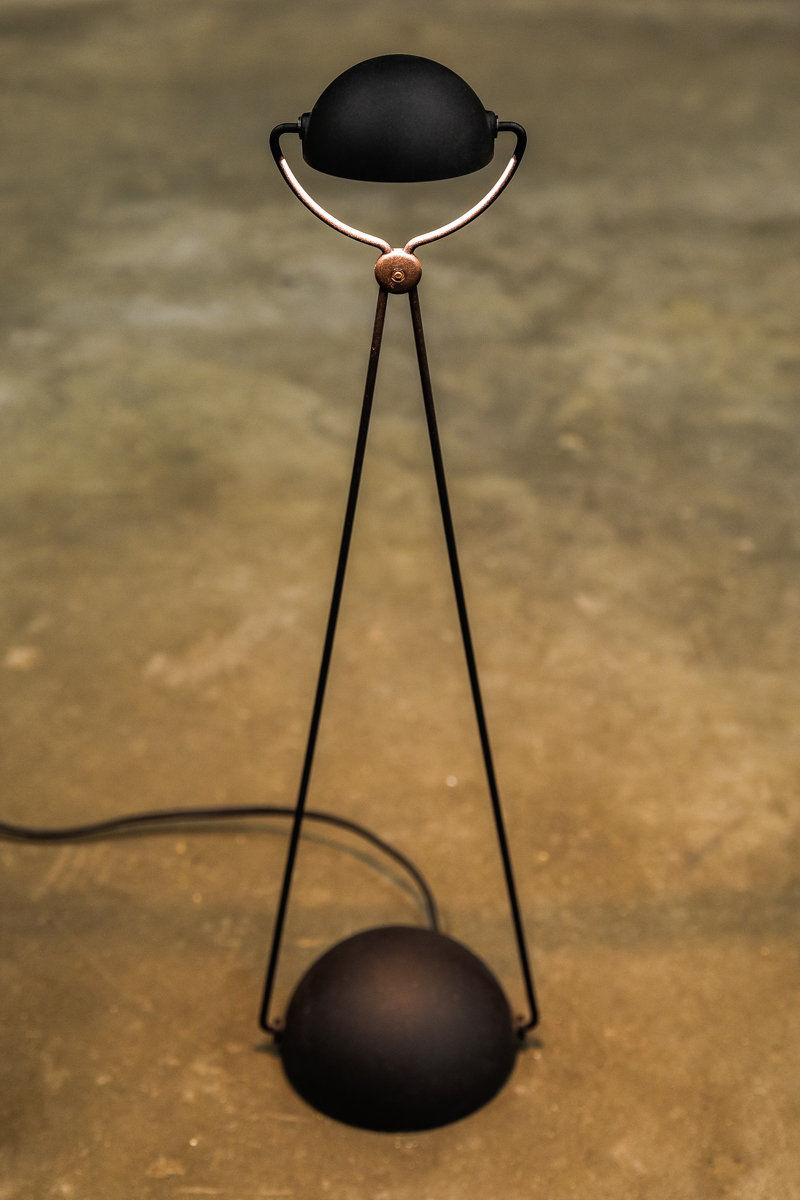 Meridiana desk lamp by Paolo Pivafor for Stefano Cevoli 1980s