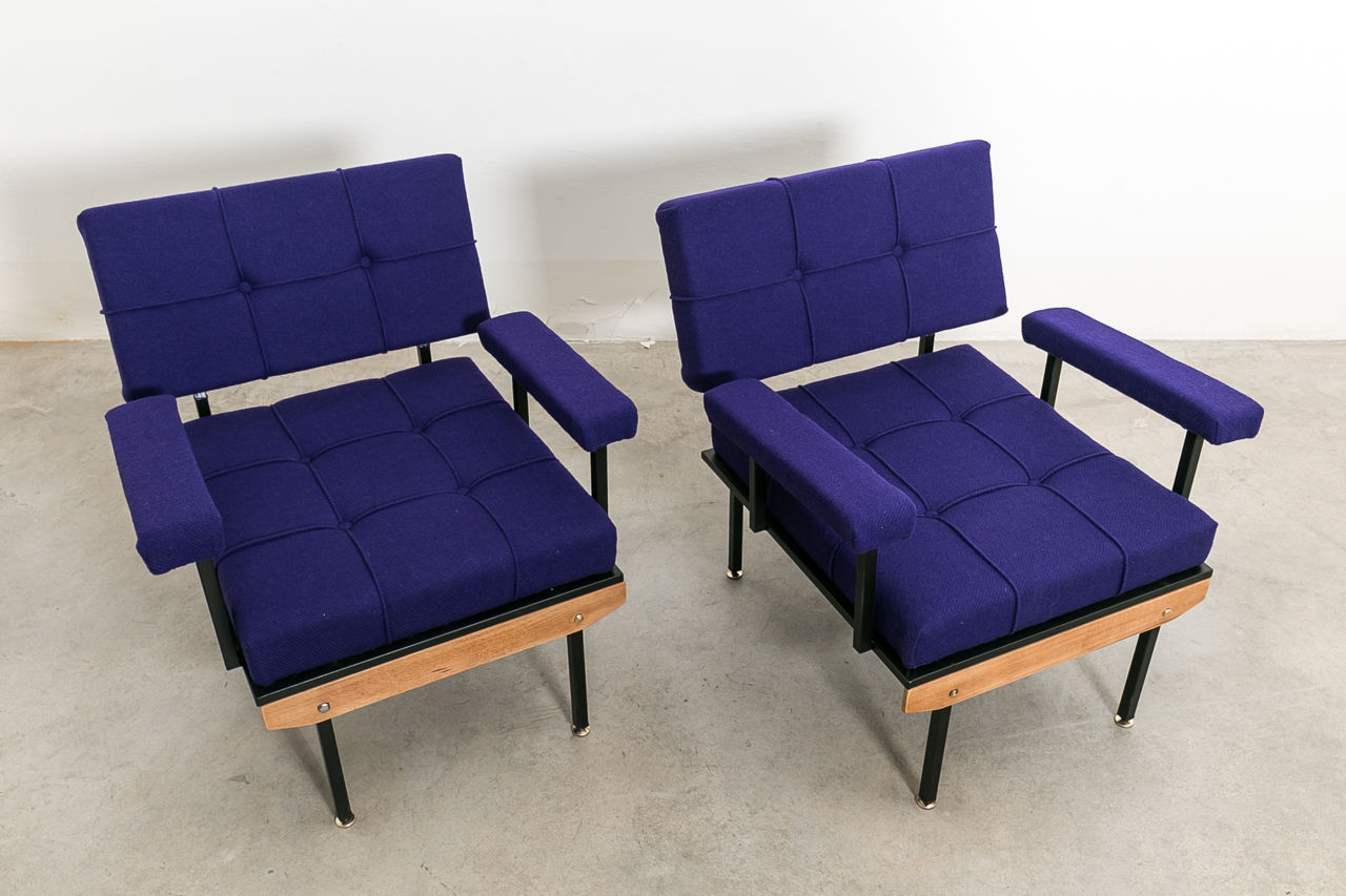 MidCentury Italian Occasional Chairs
