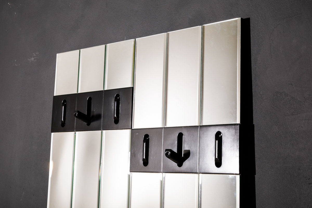 Miniforms Nino Mirrored Coat Racks