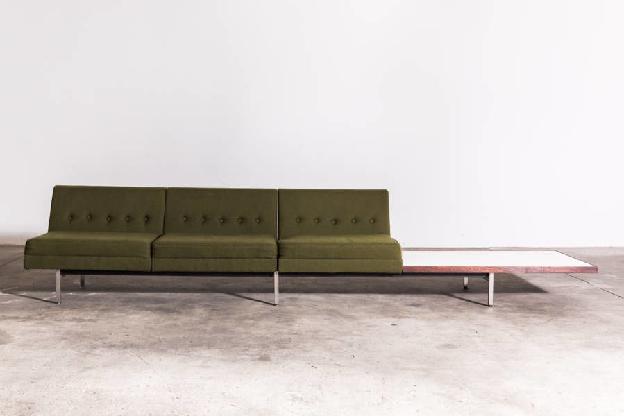Modular Sofa Set by George Nelson for Herman Miller 1968