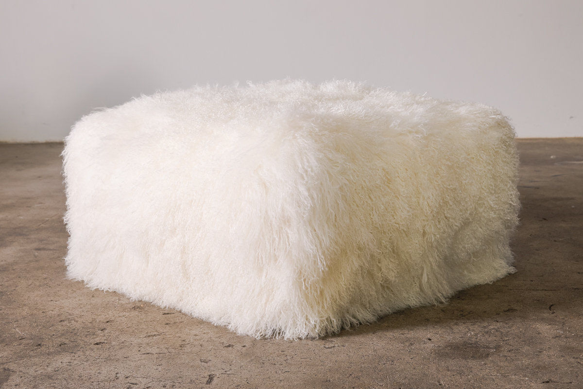 Mongolian Sheepskin Le Bambole Set by Mario Bellini for BandB Italia 1972