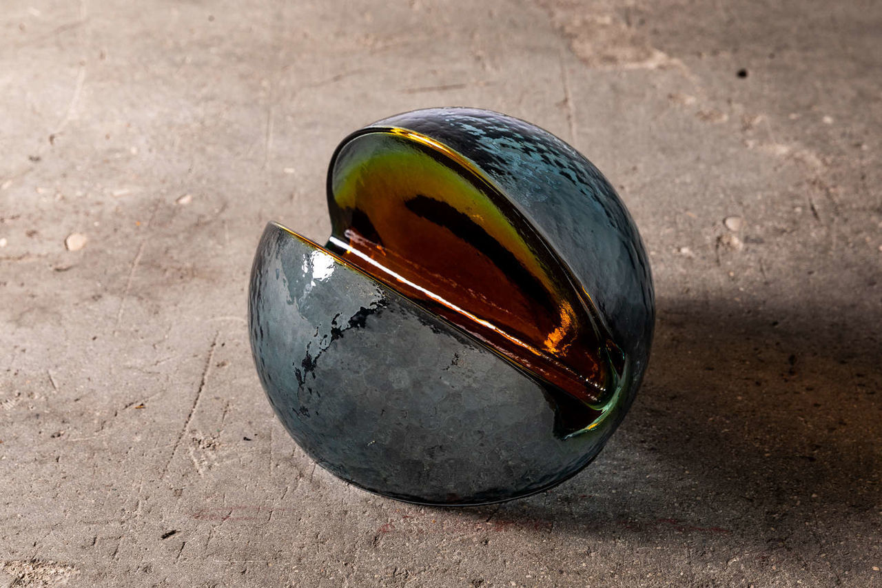 Murano Glass Centrepiece by Toni Zuccheri for VeArt