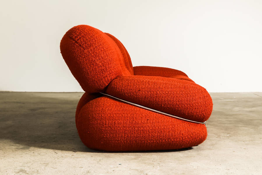 OKAY Sofa by Adriano Piazzesi Circa 1970