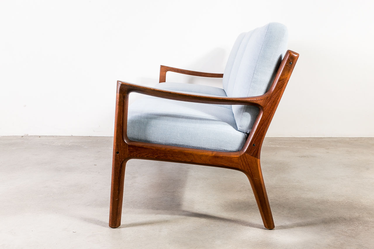 Ole Wanscher Dansk chair 1950s