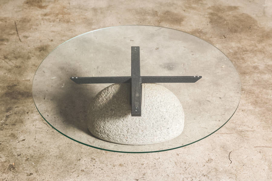 Paracarro Low Table by Giovanni offredi
