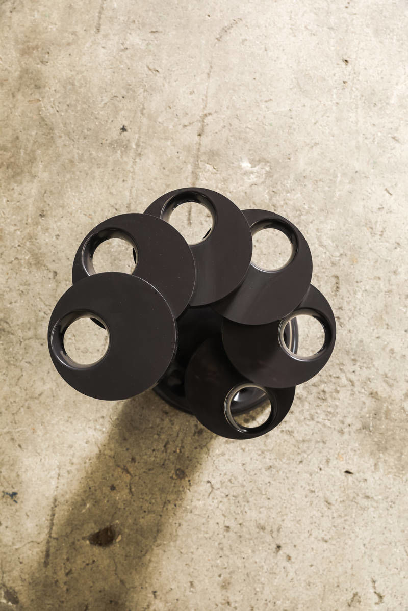 Pluvium Umbrella Holder by Giancarlo Piretti