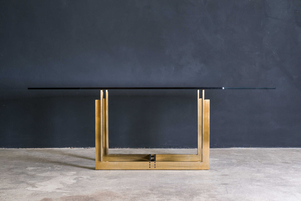 Sarpi Dining table by Carlo Scarpa