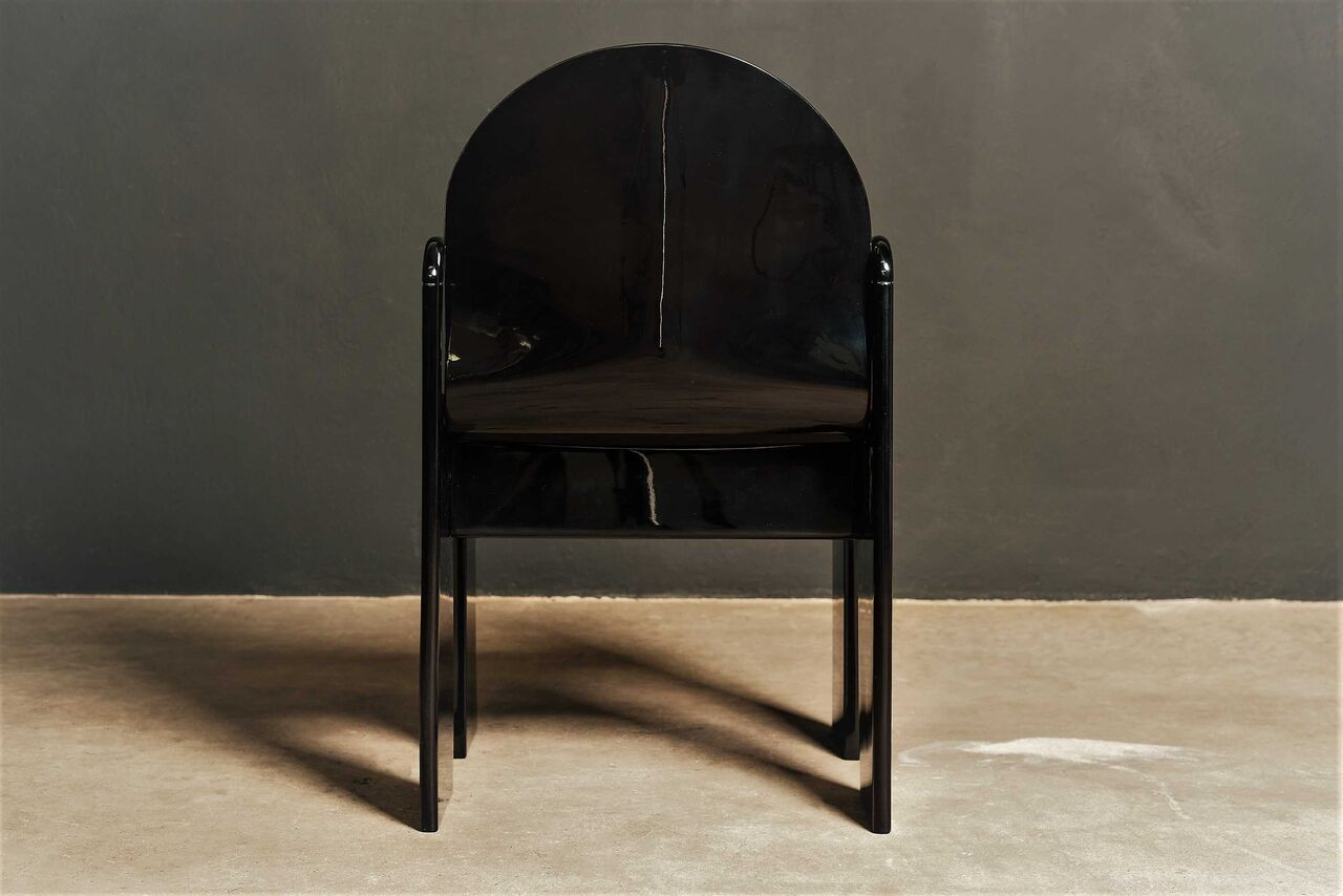 Scarpa Chairs with leather pillow