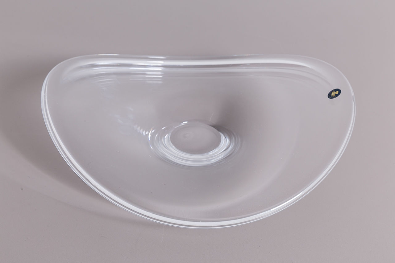 Selandia Bowl by Per Lutken for Holmegaard 1960 Denmark