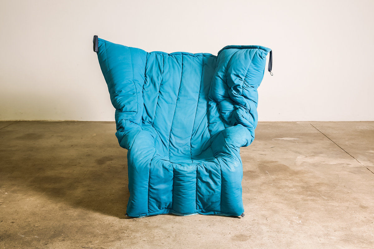 Shadow Armchair by Gaetano Pesce