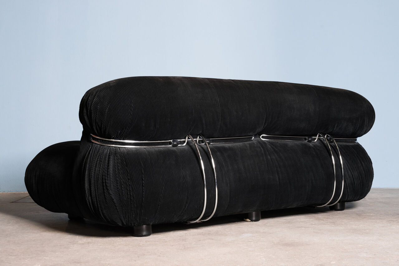Soriana sofa by Afra and Tobia Scarpa for Cassina