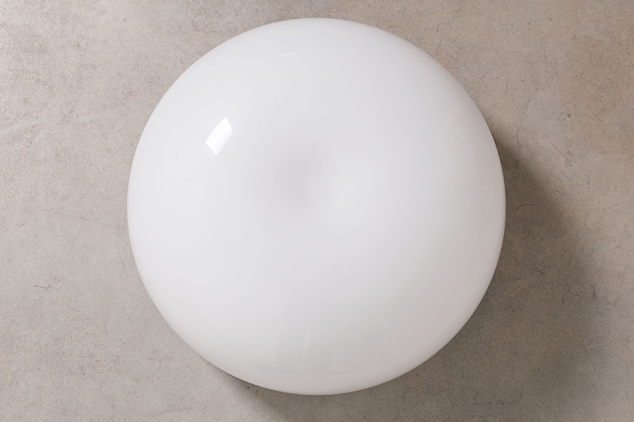 Sphere ball wall light