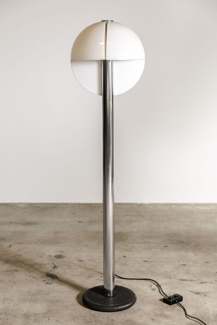 Spicchio Floor Lamp by Stilnovo 1973 Italy