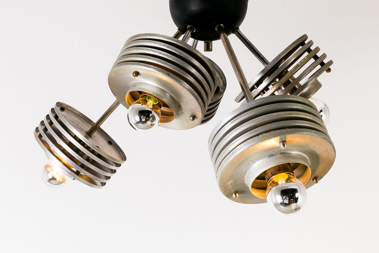 Sputnik 12 Light pendant