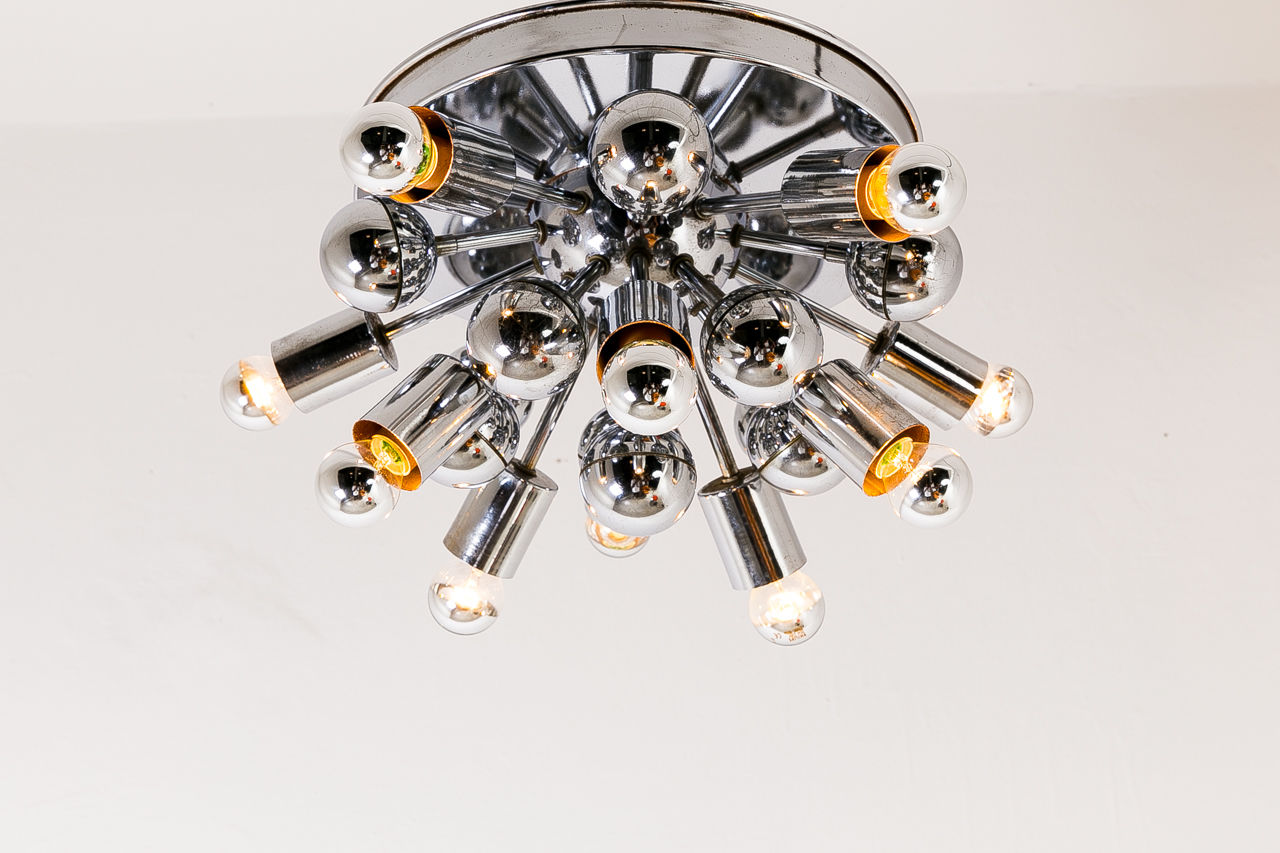 Sputnik Wall Light