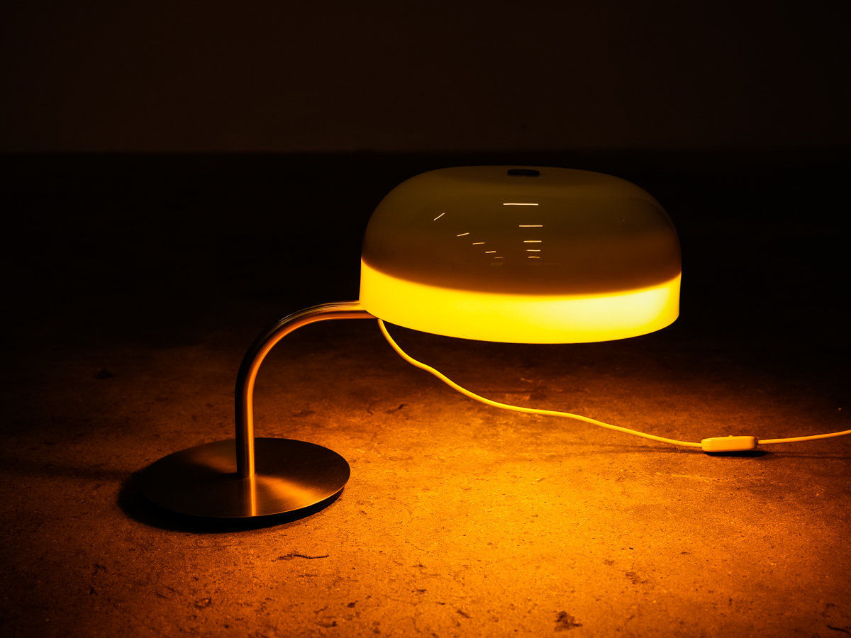 Table Lamp by Giotto Stoppino for Valenti Luce 1970