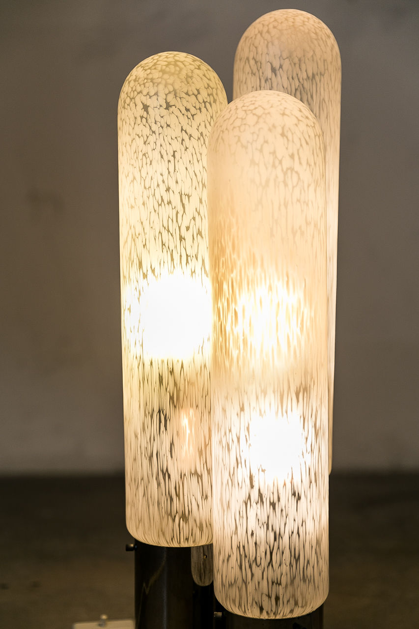Table Lamp designed by Carlo Nason for Mazzega